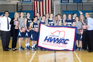 The St. Joseph's College Women's Basketball Team (Photo courtesy St. Joseph's College)