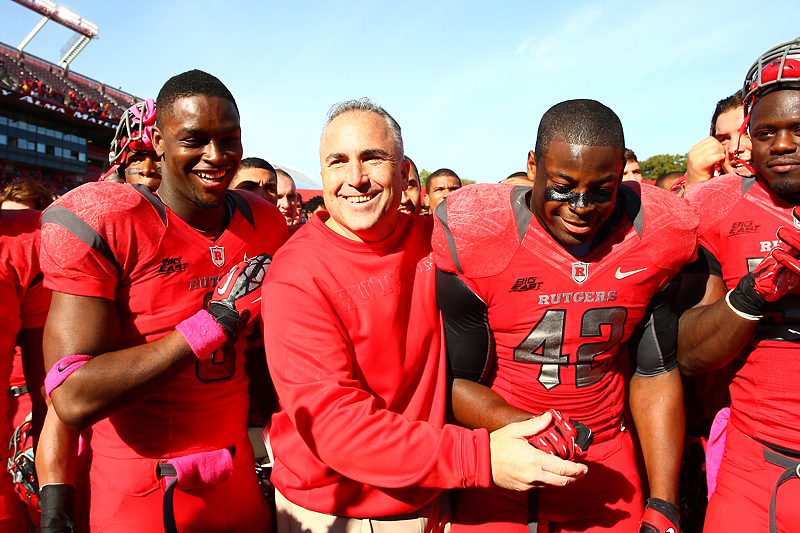 Rutgers Coachs Roots Trace To St Francis The Tablet