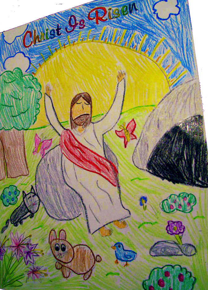 Christ Is Risen Easter Art Contest (with Slide Show) - The ...