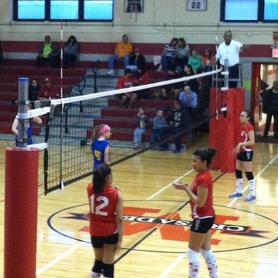 Long Island Cyo Volleyball