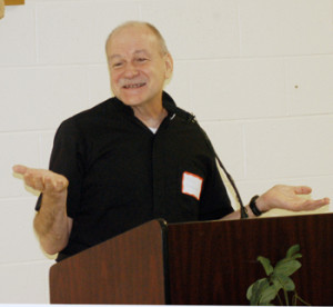 Father Mike Whelan, C.P.