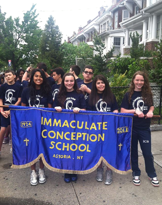 I.C.S.: 'Best Little School in the Heart of Astoria' - Diocese of ...