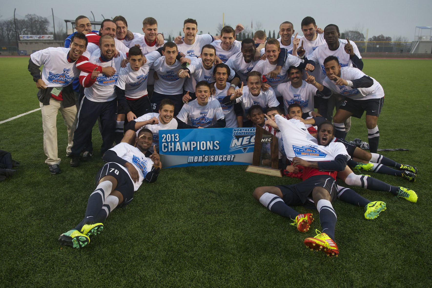 St Francis Brooklyn Soccer >> St. Francis College Soccer Heading to NCAA Tournament - The Tablet