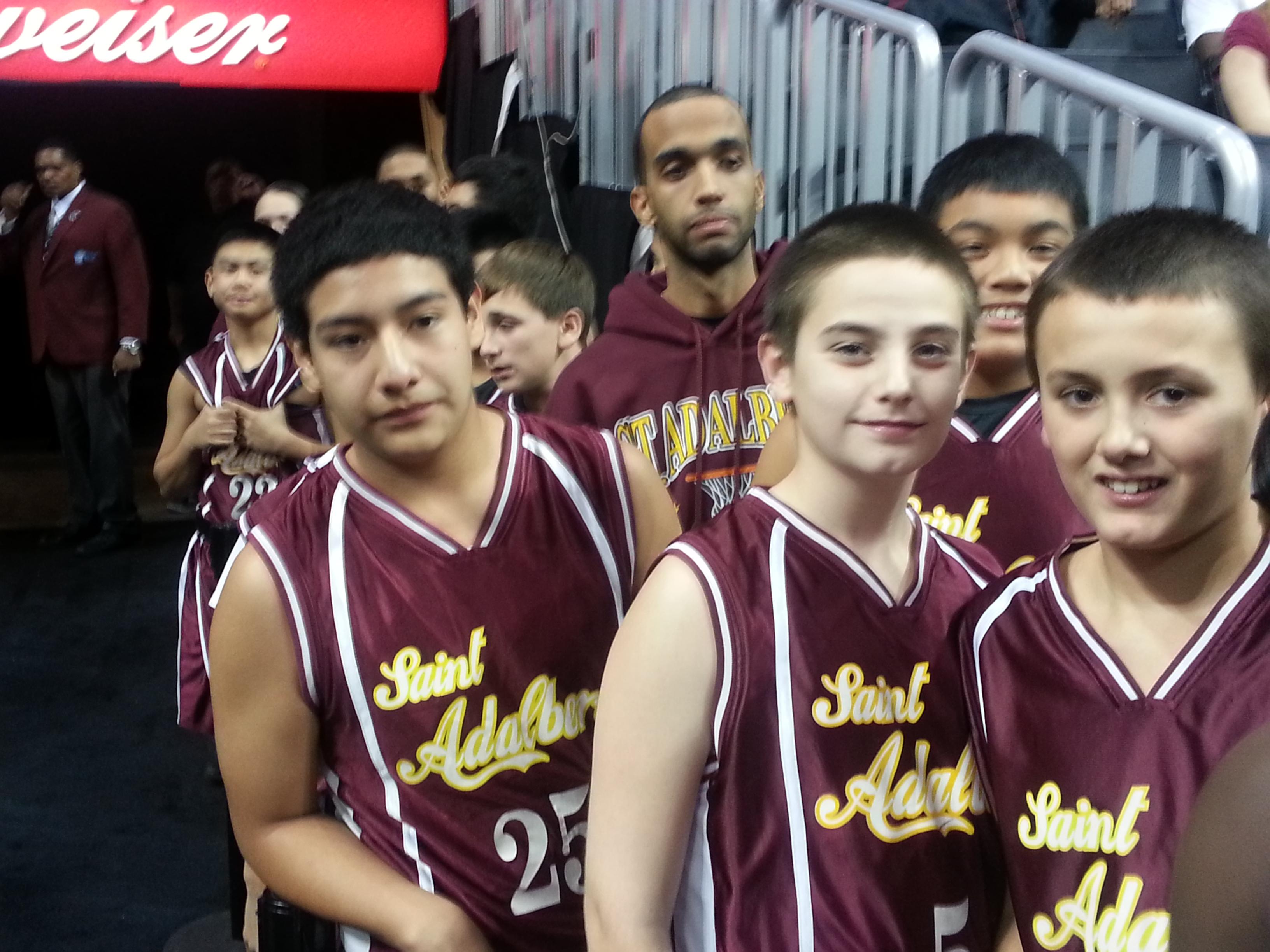 Photos: CYO Basketball Teams Play at Barclays Center - The ...