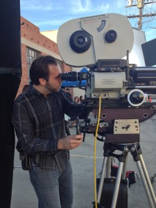 Vincent Biscione, a local filmmaker, believes movies can be a great inspirational force. He and his wife, Cristina, are currently working to bring their movie about Sister Dorothy Stang, S.N.D., to the big screen.