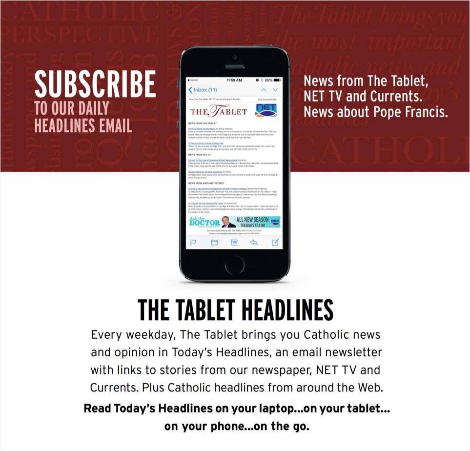 Headlines subscribe ad