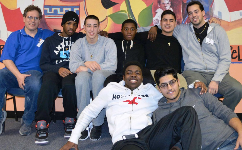 Juniors from Xaverian H.S. learned that money is not necessary to help those in need. They lived on $3 for a day while volunteering in Camden, N.J., as part of a school service trip.