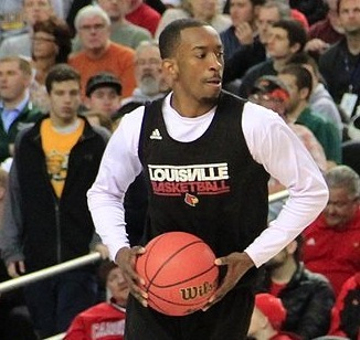 Russell Smith (Photo courtesy University of Louisville Athletic Communications)