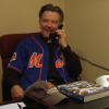 Father Daniel Murphy, pastor of St. Saviour parish, Park Slope, not only is a huge New York Mets' fan, but he also served as the team's chaplain from 1984 to 1990, including the memorable World Series championship year of 1986. (Photo courtesy NET-TV)