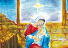 2014 Keep Christ in Christmas Art Contest