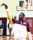 Rawle Alkins Christ the King