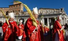 Palm Sunday Mass at Vatican