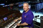 Paul Cartier Yankees Islanders organist