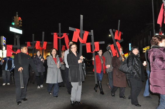 crosses-in-procession