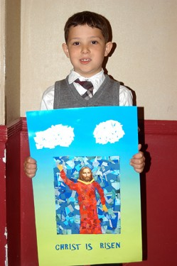 second-grade-Henry-Jeannopoulos-with-art