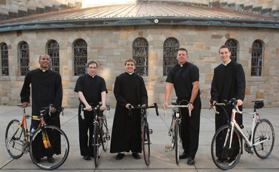 Bike Team Set to Roll for Vocations