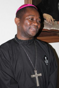 Father Emery Kibal Mansong'loo