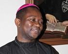 Bishop-elect Kibal