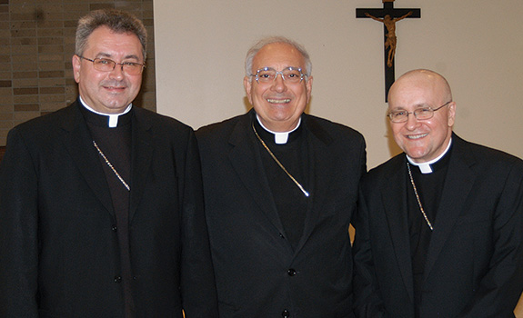 Two New Auxiliary Bishops Appointed