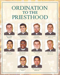 2015 Ordinations to the Priesthood
