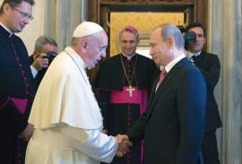 Putin-and-Pope