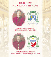 2015 Auxiliary Bishops