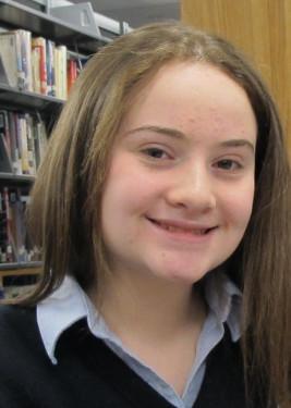 Camryn Fabrizio, freshman St. Edmund Prep