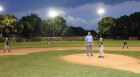 The St. Patrick's parish baseball team from Bay Ridge competed in the second annual Borough Cup tournament this summer. (Photo © Jim Mancari)
