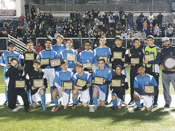 Cathedral Prep Soccer Team