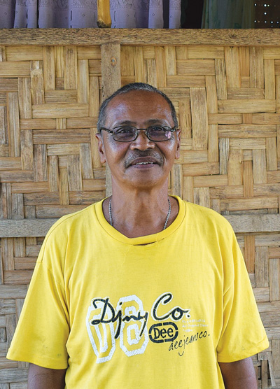 After Typhoon Haiyan, coconut farmers like Artemio Plana saw their means to provide for their families destroyed.