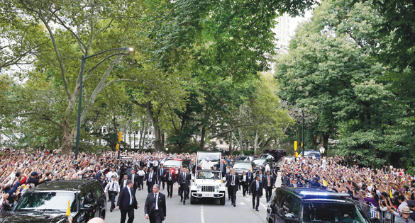 Pope-in-Central-Park