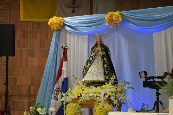 Virgin of Caacupe of Paraguay_DSC_0084