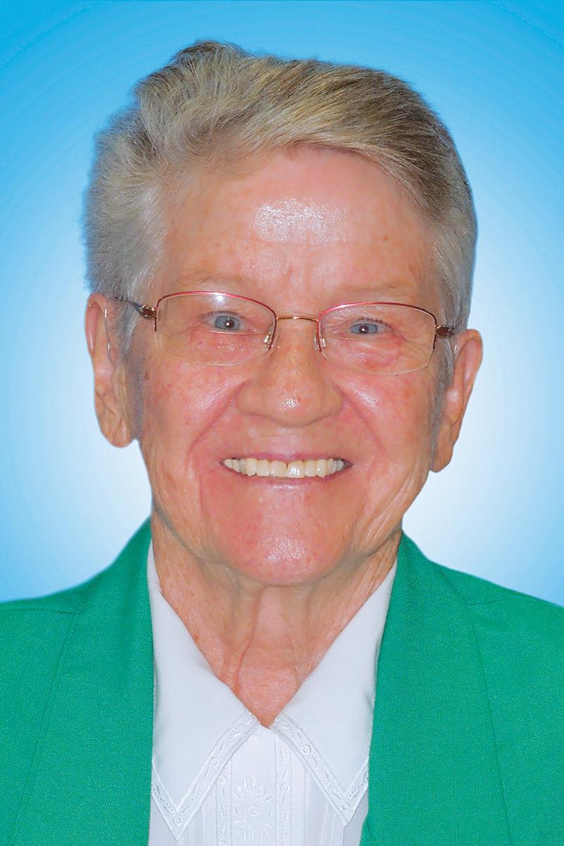 Sister Kathleen Bernadette Kane, C.S.J.