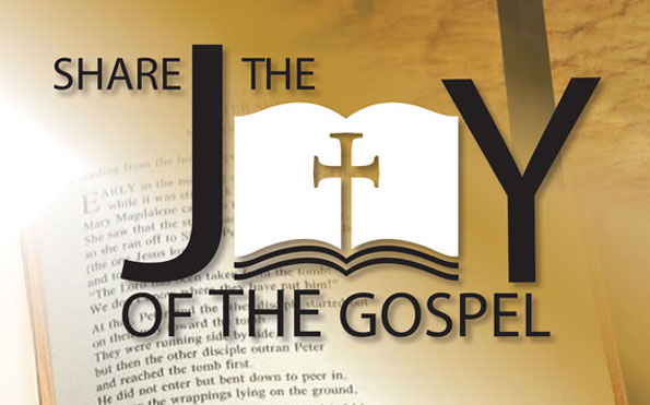 Share the Joy of the Gospel