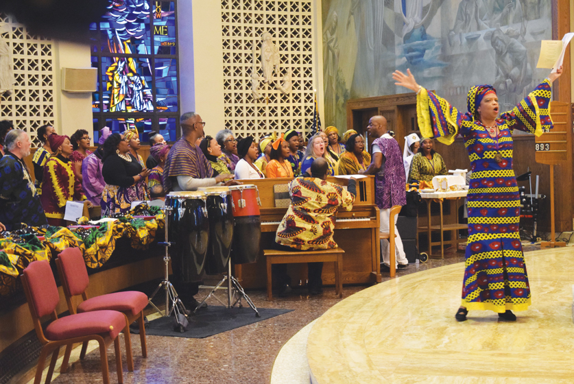 Black Catholics Celebrate Shared History, Legacy - The Tablet