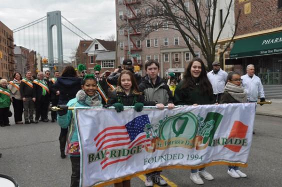 Parade-banner