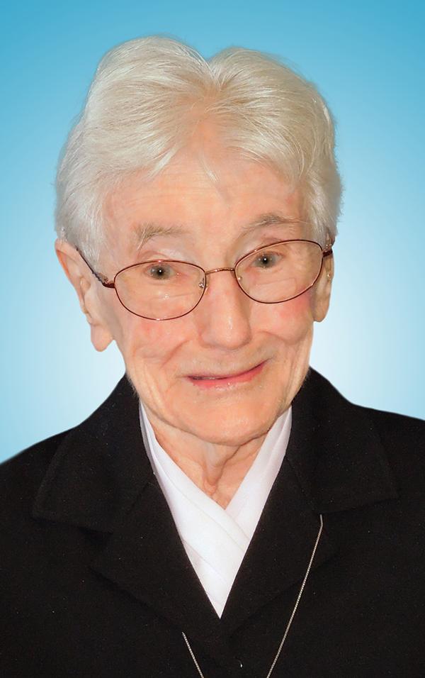 Sister Mary McKenna, C.S.J.