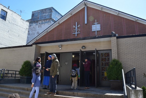 talking in front of old church_-DSC_0078
