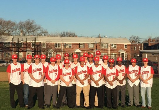 mcclancy baseball