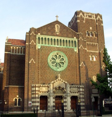 Our Lady of Angels Church, Bay Ridge