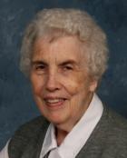 Sister Mary Denis Woods, G.N.S.H.,