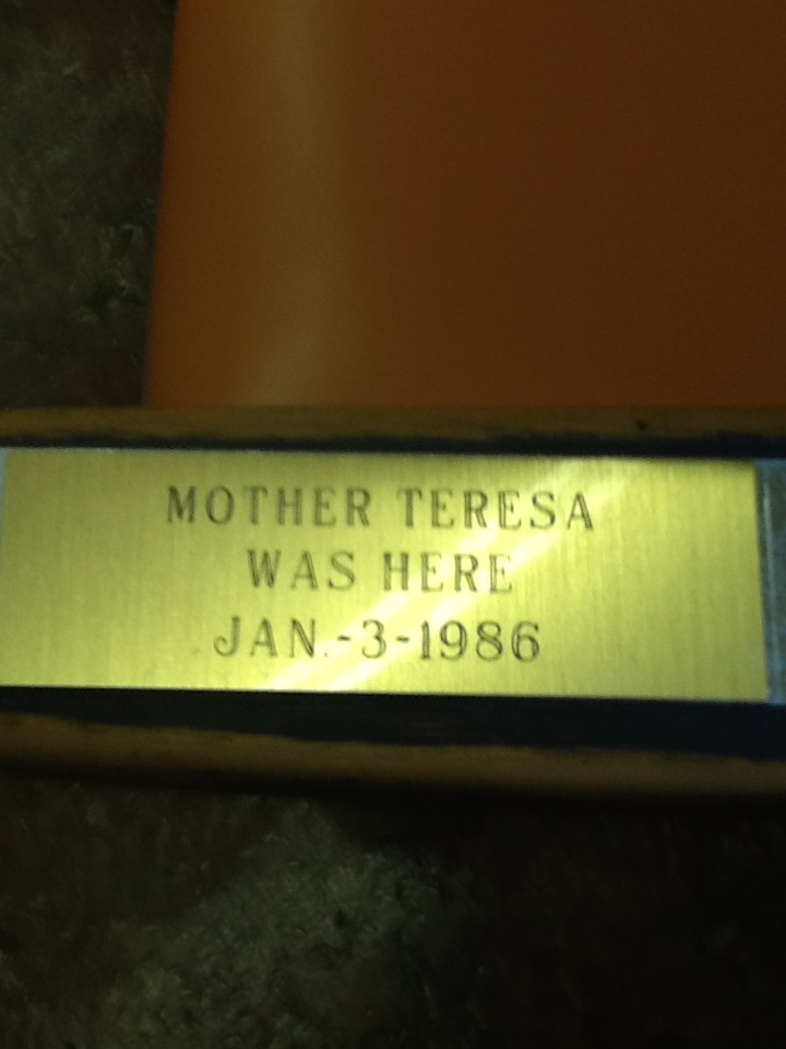 Tag on Mother chair