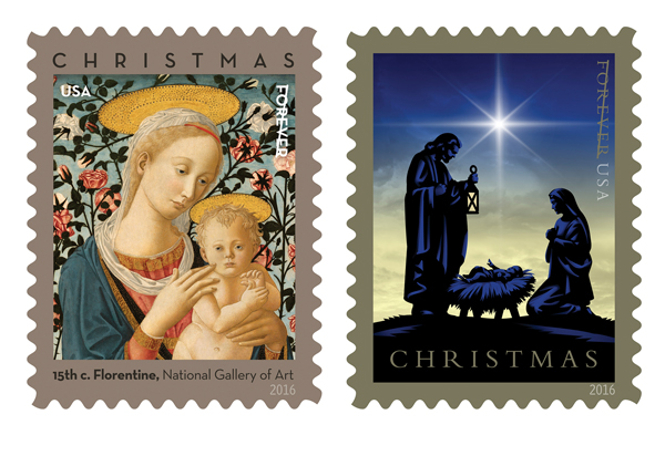 Christmas Stamps The Tablet