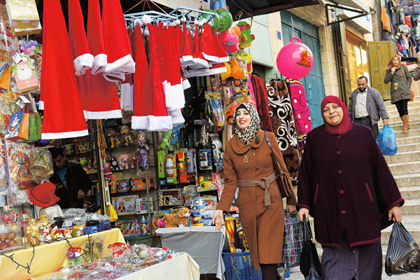 Stars point to a bright christmas in bethlehem the tablet for Christmas decoration stores near me