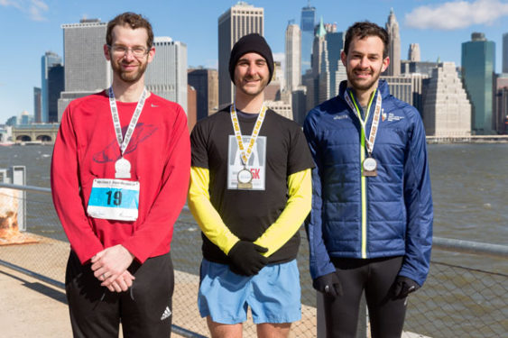 Eileen C. Dugan Memorial 5K in Brooklyn Bridge park
