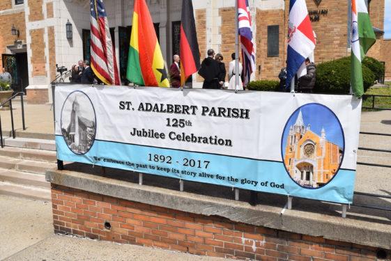 St  Adalbert's Marks 125th Year in Elmhurst - The Tablet