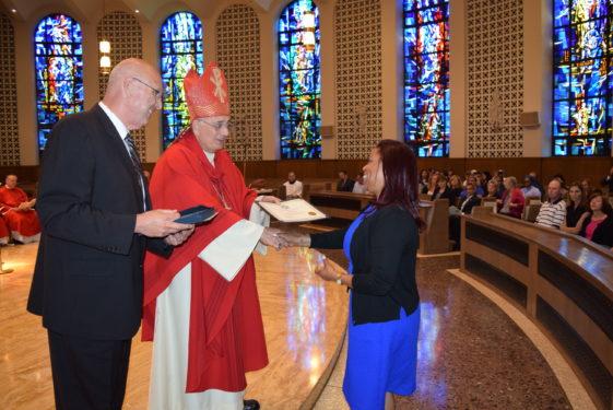 bishop and teacher