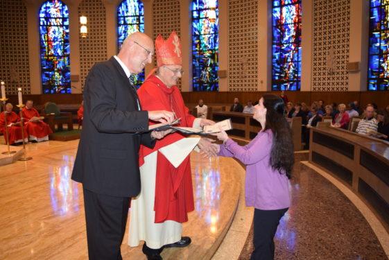 bishop says thanks