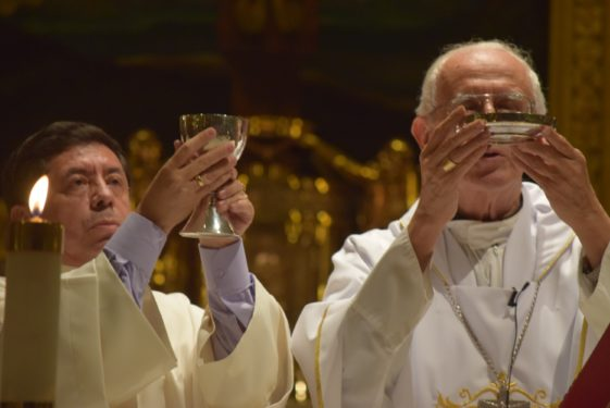 PopeInColombia_Thanksgiving Mass-34
