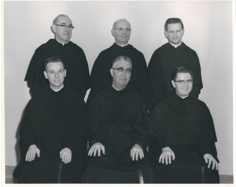 Augustinians serving at St. Nicholas parish included Father John Tuohy, O.S.A., who was pastor from 1962 to 1967.
